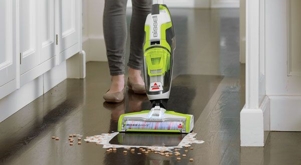 How to use the steam mop for tile?